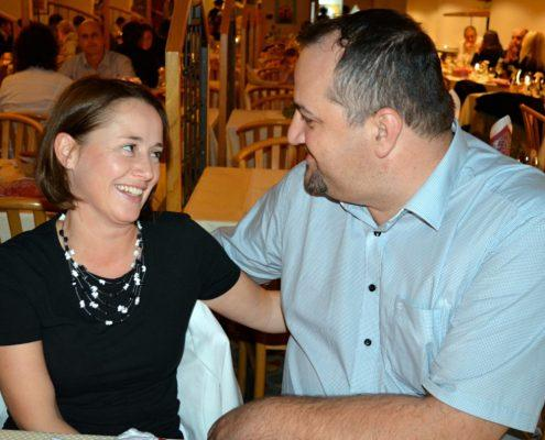 Rajko in Anita Šimonka