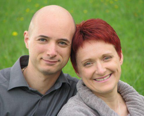 Mitja in Martina Stantič