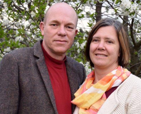 Janko in Andreja Brumec