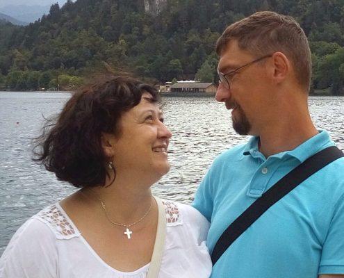 Gregor in Barbara Lotrič