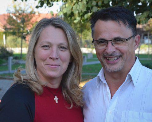 Miran in Metka Brozovič
