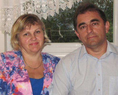 Tomaž in Milena Petan